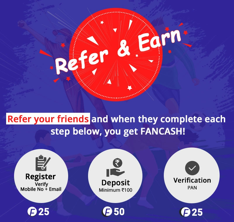 Fantain Fantasy App A-Z Guide & Refer Code For Reward 13