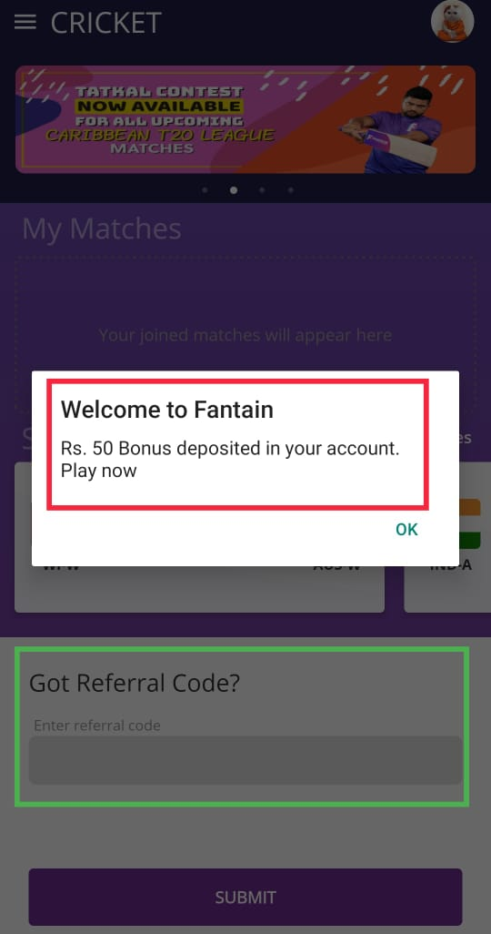 Fantain Fantasy App A-Z Guide & Refer Code For Reward 6