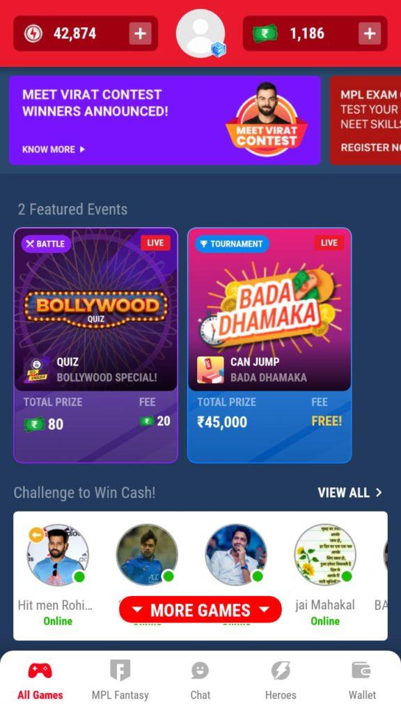 MPL Fantasy Cricket App: Referral Code with Huge Bonus Inside! 7