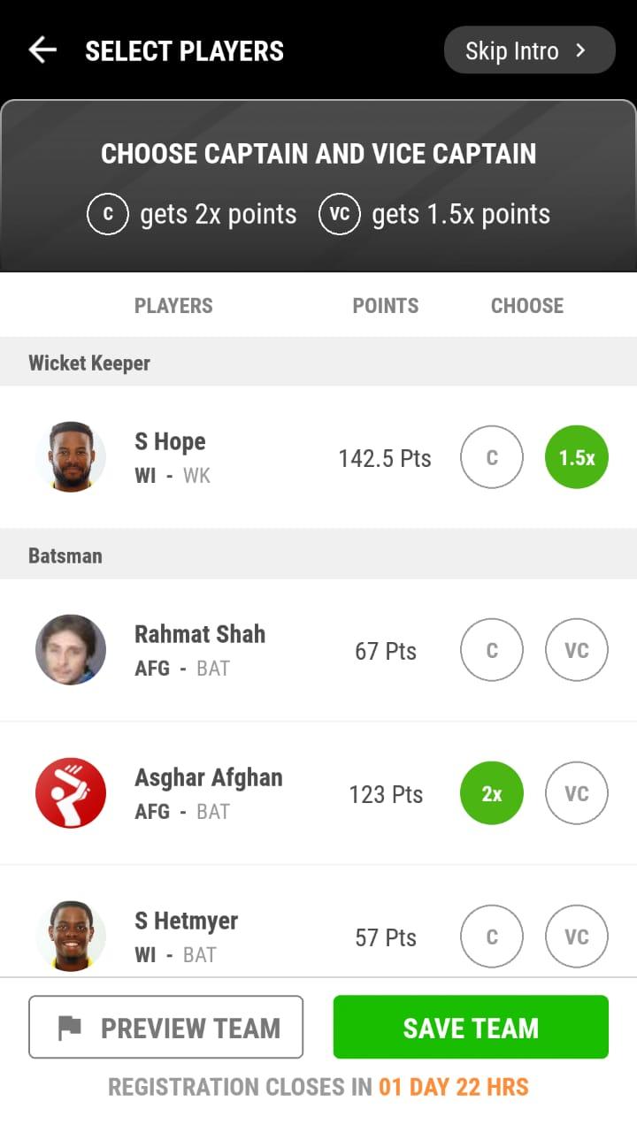 MPL Fantasy Cricket App: Referral Code with Huge Bonus Inside! 12