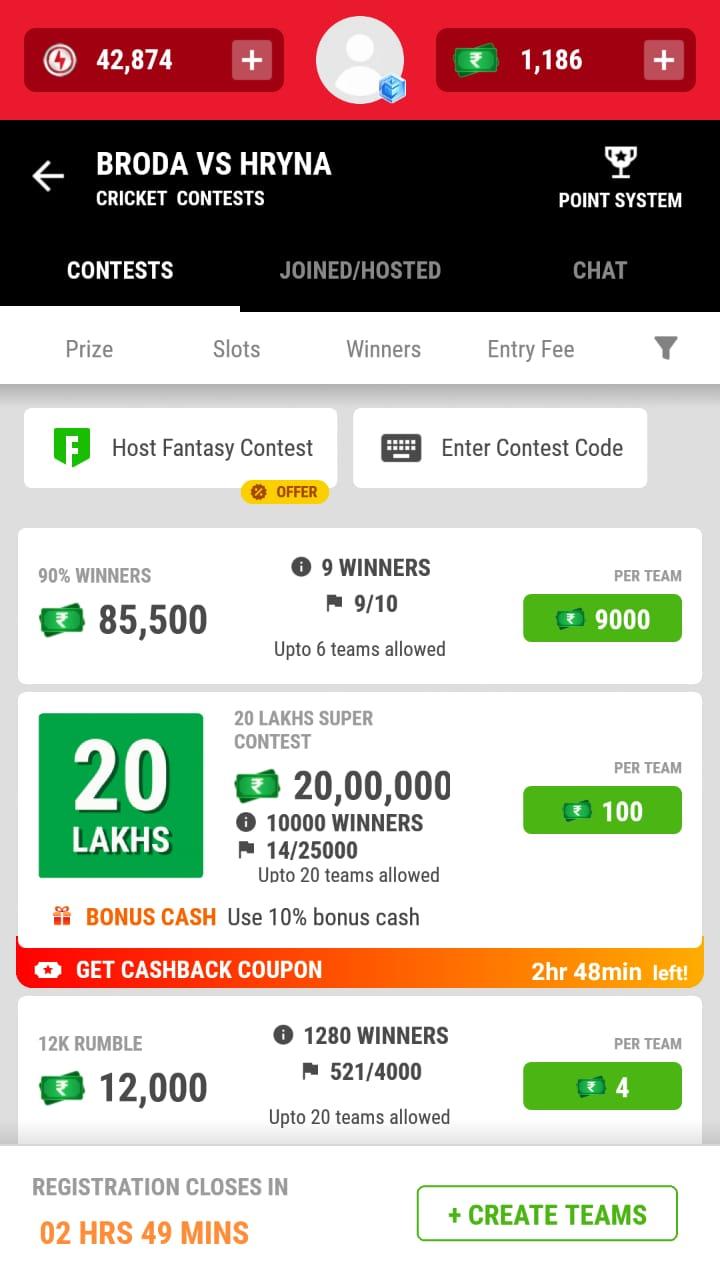 MPL Fantasy Cricket App: Referral Code with Huge Bonus Inside! 10