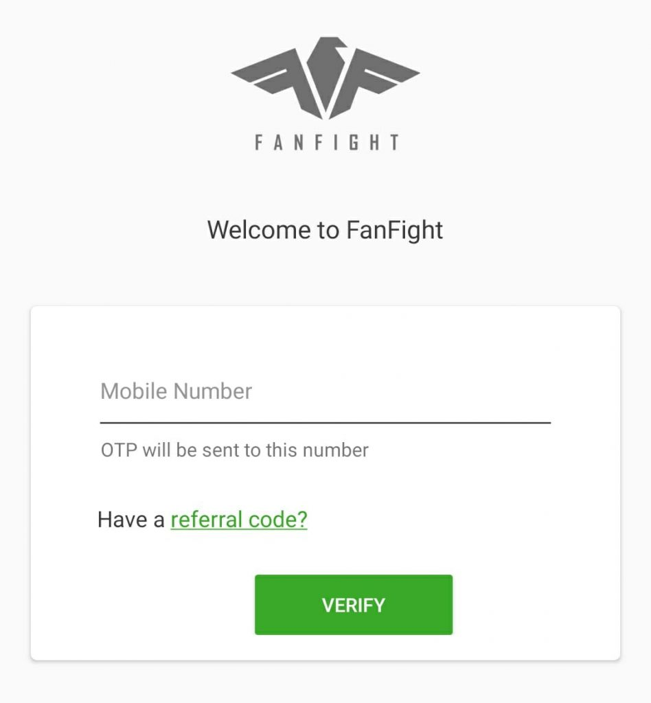 Fanfight Refer Code : Get Rs 100 Playing Cash Welcome Bonus 6