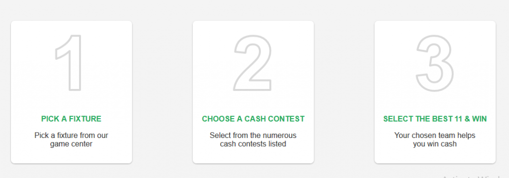 Fanfight Refer Code : Get Rs 100 Playing Cash Welcome Bonus 3