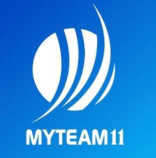 MyTeam11 Logo