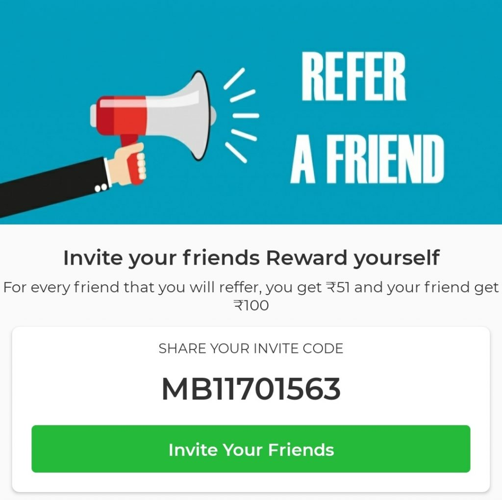 MyBat11 referral code