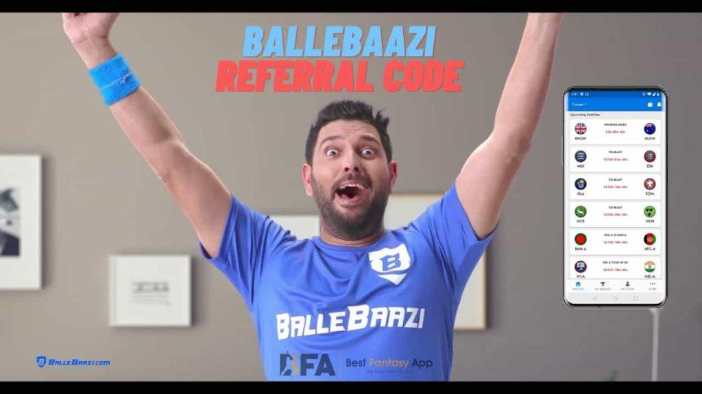Ballebaazi Referral Code: Get Promo Bonus for APK Download 1