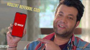 Howzat Referral Code