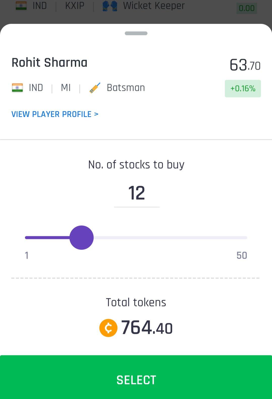 SixerGame Fantasy - Refer & Earn Upto ₹100 | IPL Loot 11