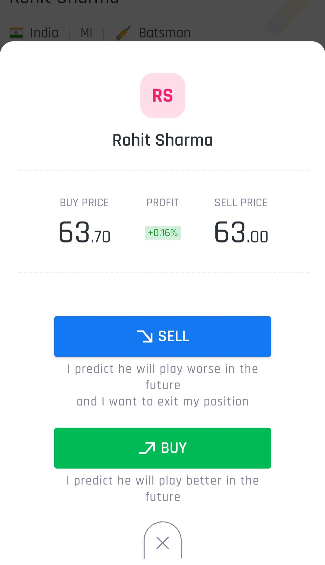 SixerGame Fantasy - Refer & Earn Upto ₹100 | IPL Loot 12