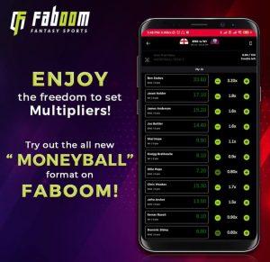 Faboom app