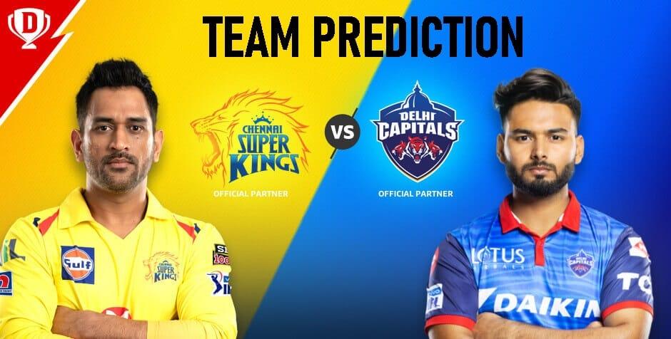 CSK-vs-DC-IPL-2021-Team-Prediction