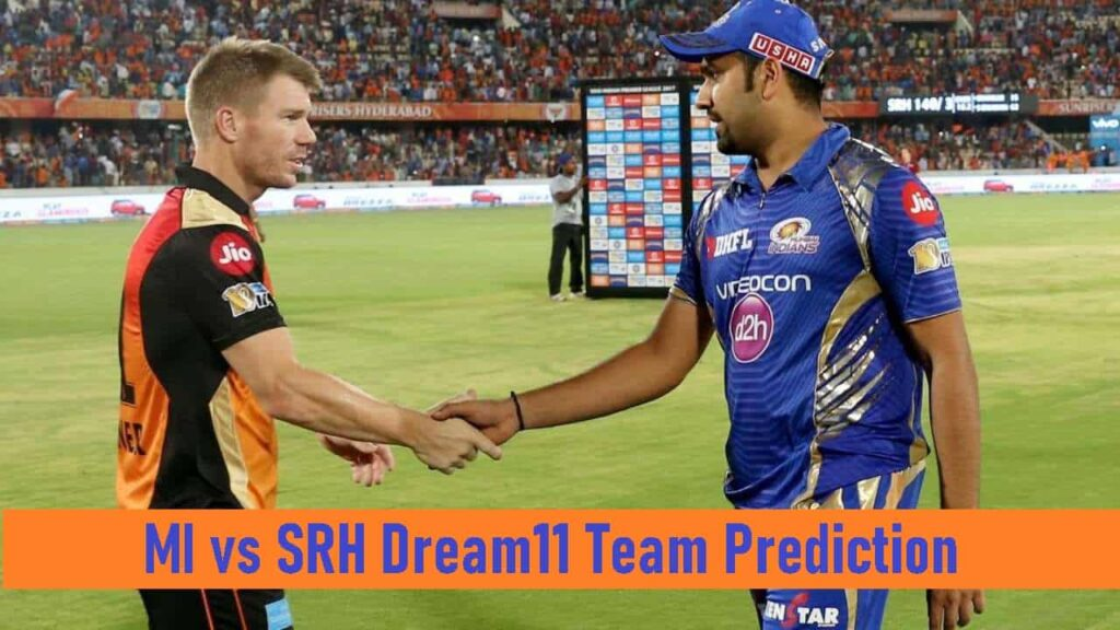 MI vs SRH IPL 2021 Team Prediction