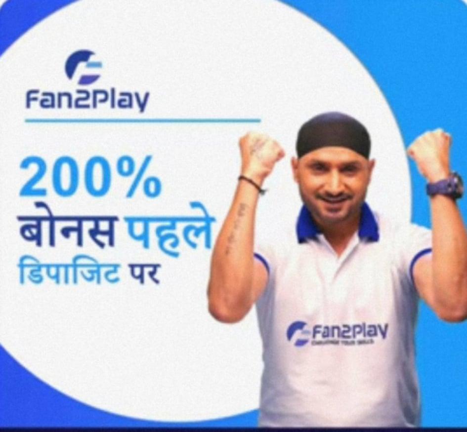 Fan2play promo code