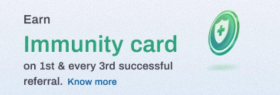 Jeet11 immunity pass
