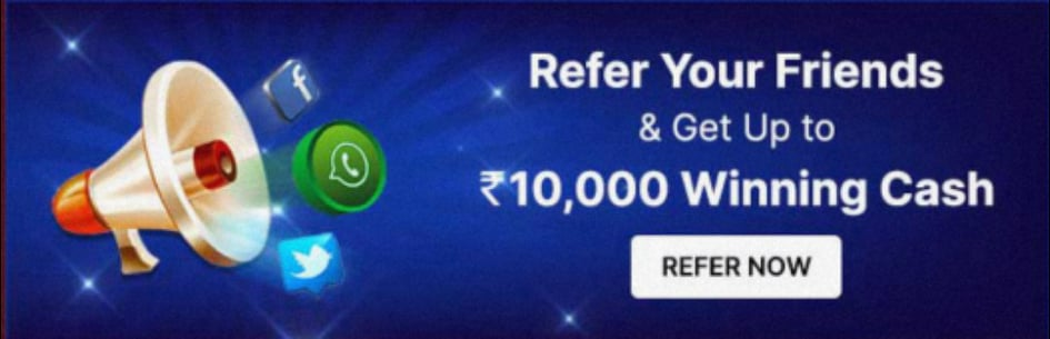 Paytm First Games refer and earn offer
