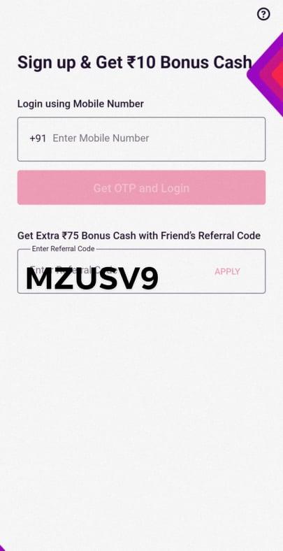 MPL referral code