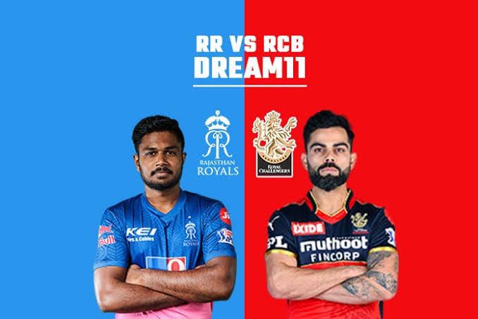 RR vs RCB Dream11 Prediction