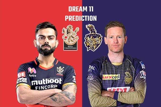 RCB vs KKR Dream11 Prediction