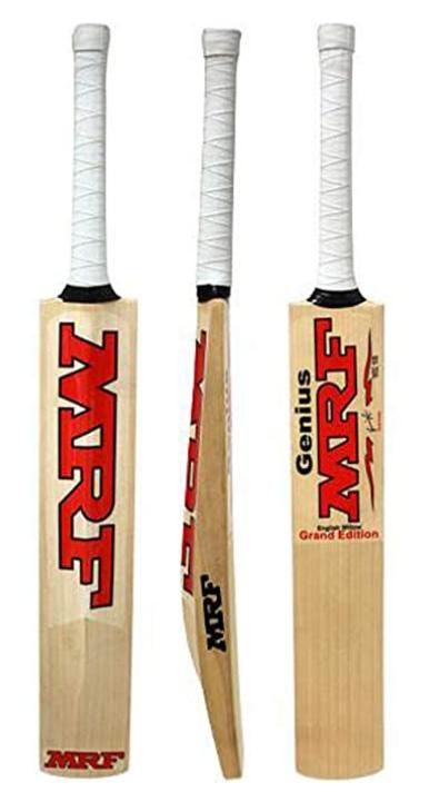 best MRF Genius English Willow crickt bat